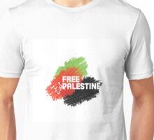 Free Palestine - الحرية Unisex T-Shirt