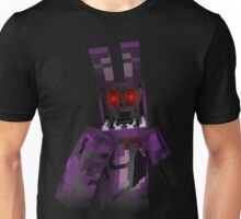 Five Nights At Freddy's - Minecraft Bonny 2 Unisex T-Shirt