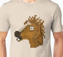 Beware the horse! Unisex T-Shirt