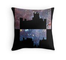 Downton Abbey Universe Throw Pillow
