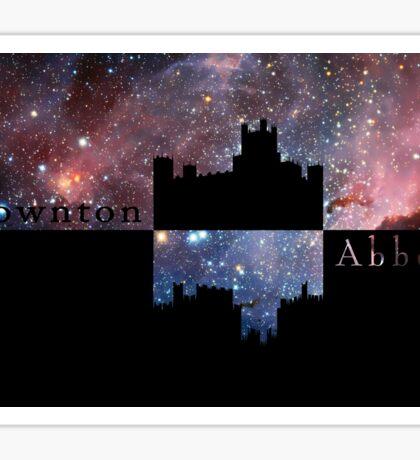 Downton Abbey Universe Sticker