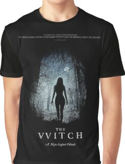 The Witch Movie Horror 2016 Graphic T-Shirt