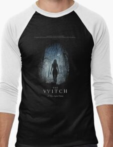 The Witch Movie Horror 2016 Men's Baseball ¾ T-Shirt