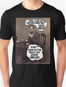 Coco Bread: Presidential Deal Sealer Unisex T-Shirt