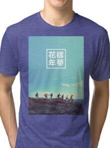 BTS + RUN #2 Tri-blend T-Shirt