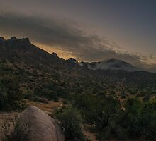 Mountain Choice by IOBurque