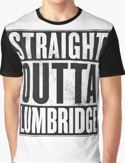 Straight Outta Lumbridge Graphic T-Shirt