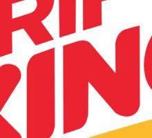 Drift King Sticker