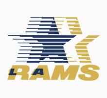 Los Angeles Rams Olympics Kids Tee