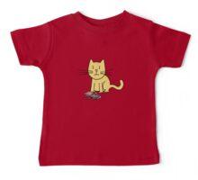 Kitten Loves Poker Baby Tee