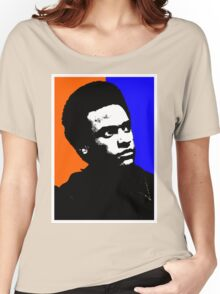 HUEY P. NEWTON Women's Relaxed Fit T-Shirt
