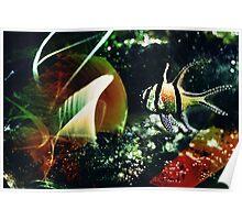 The Magic fish Poster