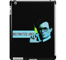 Doctor West iPad Case/Skin