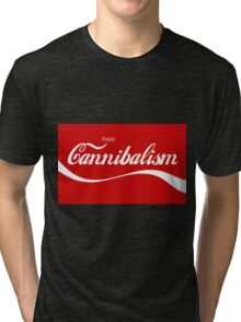 Enjoy Cannibalism Tri-blend T-Shirt