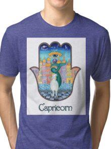 Hamsah for Capricorn Tri-blend T-Shirt