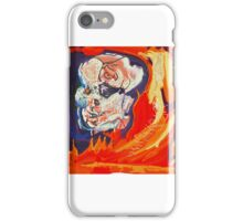 Who doesn't love a good sugar skull. iPhone Case/Skin