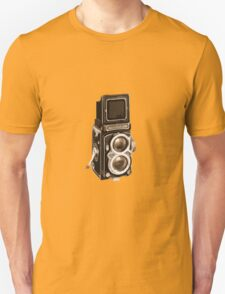 Old Rolli Camera Unisex T-Shirt