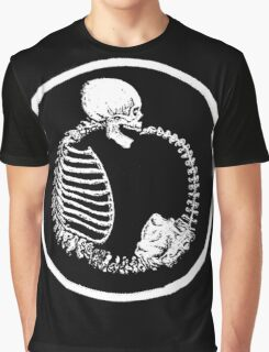 Skeleton Infinity Graphic T-Shirt