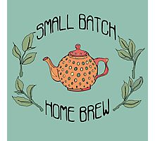 Small Batch Home Brew Photographic Print