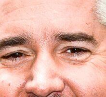 Guy Fieri Face Sticker