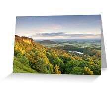 Sutton Bank Greeting Card