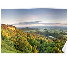 Sutton Bank Poster