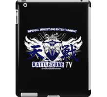 IWE BattleZone TV Merchandise! iPad Case/Skin