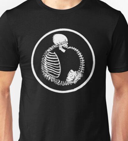 Skeleton Infinity Unisex T-Shirt