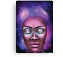 Sovereign of the Galaxy  Canvas Print