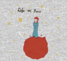 BOWIE LIFE ON MARS Kids Tee