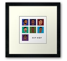 Hip Hop Collective Framed Print