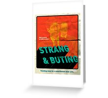 Dean Strang and Jerry Buting Greeting Card