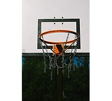 Basket Ring Photographic Print