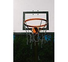 Basket Ring Photographic Print