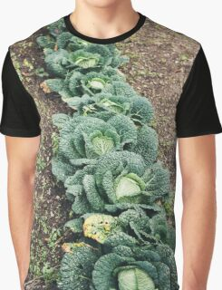 Cabbage Row Graphic T-Shirt