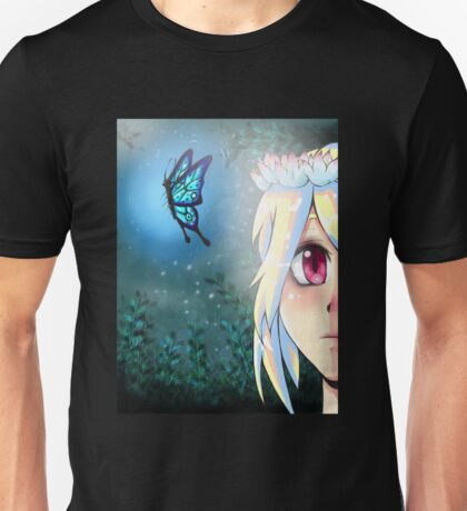 Lepidoptera midnight. Unisex T-Shirt