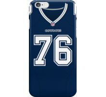 Dallas Cowboys Greg Hardy Color Jersey iPhone Case/Skin
