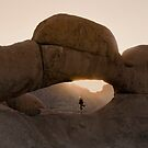 It's in the Balance - Spitzkoppe Namibia Africa by Beth  Wode