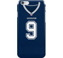 Dallas Cowboys Tony Romo Color Jersey iPhone Case/Skin