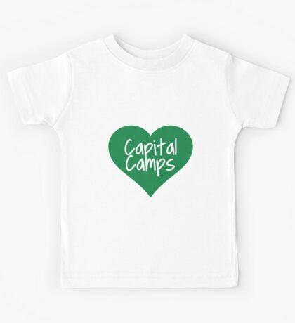 Capital Camps Kids Tee