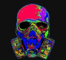 Toxic skull (pink) Pullover
