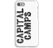 Capital Camps iPhone Case/Skin