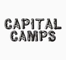 Capital Camps One Piece - Short Sleeve