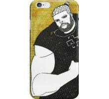 The Strong Man iPhone Case/Skin