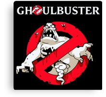 Ghostbusters - Ghoul Canvas Print