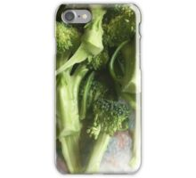 Broccoli Freckles  iPhone Case/Skin