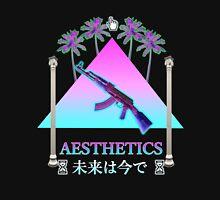Aesthetics Ak-47 Pyramid Unisex T-Shirt
