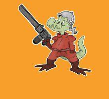 Dino Soldier Unisex T-Shirt