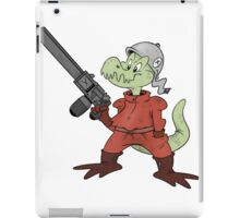 Dino Soldier iPad Case/Skin
