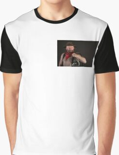 Troy - On The Ranch Graphic T-Shirt